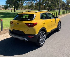2021 Kia Stonic YB MY21 Sport FWD Mighty Yellow 6 Speed Automatic Wagon
