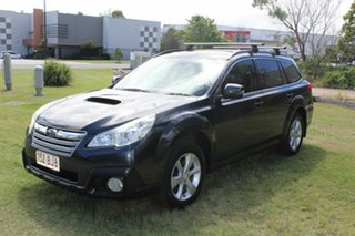 2013 Subaru Outback B5A MY14 2.0D Lineartronic AWD Premium Grey 7 Speed Constant Variable Wagon.