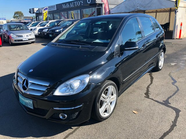 Used Mercedes-Benz B200 245 08 Upgrade Turbo Cheltenham, 2008 Mercedes-Benz B200 245 08 Upgrade Turbo Continuous Variable Hatchback