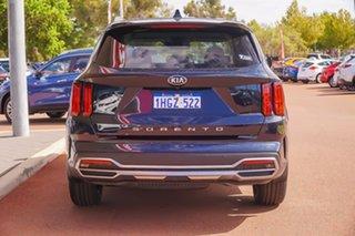 2020 Kia Sorento MQ4 Sport+ Blue Sports Automatic SUV.