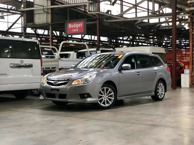 Used Subaru Liberty B5 MY10 2.5i Lineartronic AWD Premium Mile End South, 2010 Subaru Liberty B5 MY10 2.5i Lineartronic AWD Premium Silver 6 Speed Constant Variable Wagon