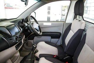 2009 Mitsubishi Triton ML MY09 GLX (4x4) 5 Speed Manual 4x4 Cab Chassis
