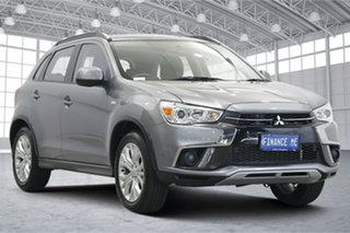 2019 Mitsubishi ASX XC MY19 ES 2WD Grey 1 Speed Constant Variable Wagon.