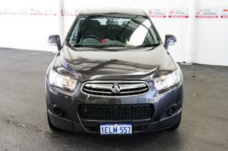 2013 Holden Captiva CG MY13 7 SX (FWD) Grey 6 Speed Automatic Wagon.