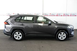 2019 Toyota RAV4 Axah52R GX (2WD) Hybrid Graphite Continuous Variable Wagon