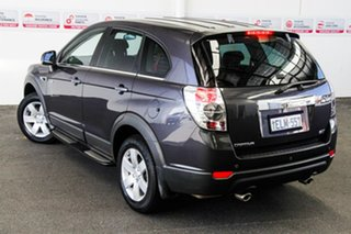 2013 Holden Captiva CG MY13 7 SX (FWD) Grey 6 Speed Automatic Wagon