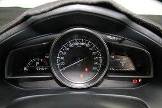 2015 Mazda 3 BM Maxx White 6 Speed Automatic Hatchback