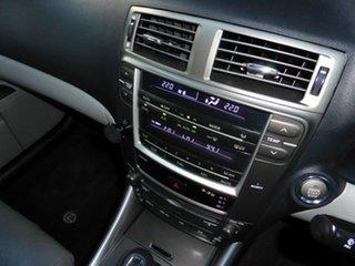 2007 Lexus IS250 GSE20R Prestige Silver 6 Speed Auto Sequential Sedan