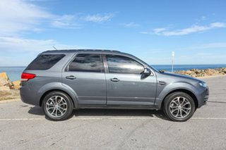 2011 Ford Territory SZ Titanium Seq Sport Shift Grey 6 Speed Sports Automatic Wagon.