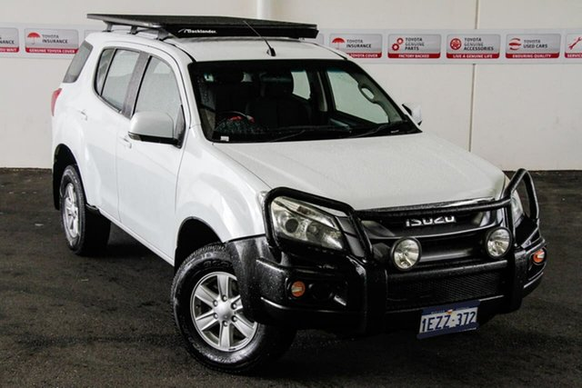 Pre-Owned Isuzu MU-X UC MY15 LS-U (4x4) Myaree, 2016 Isuzu MU-X UC MY15 LS-U (4x4) 5 Speed Automatic Wagon