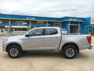 2020 Mazda BT-50 TFS40J XT Ingot Silver 6 Speed Sports Automatic Utility