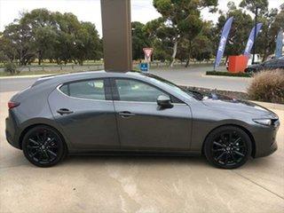 2020 Mazda 3 BP2HHA X20 SKYACTIV-Drive Astina Machine Grey 6 Speed Sports Automatic Hatchback.
