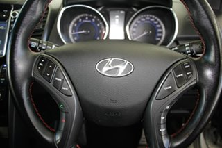 2017 Hyundai i30 GD5 Series 2 Upgrade SR Premium Silver 6 Speed Automatic Hatchback