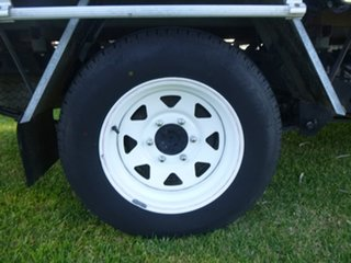 2006 Ford Ranger PJ XL White Manual Cab Chassis