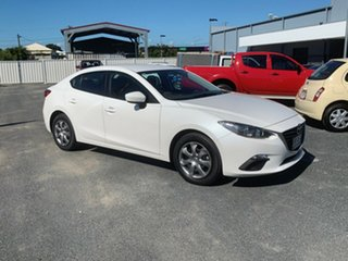 2014 Mazda 3 BM5276 Neo SKYACTIV-MT White 6 Speed Manual Sedan
