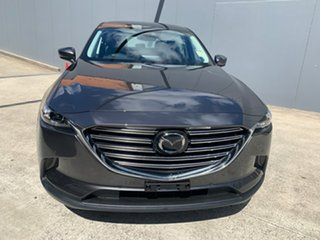 2021 Mazda CX-9 TC Touring SKYACTIV-Drive Machine Grey 6 Speed Sports Automatic Wagon