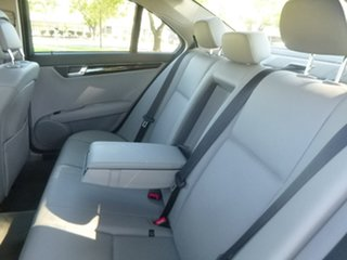 2008 Mercedes-Benz C-Class W204 C200 Kompressor Elegance White Sports Automatic Sedan