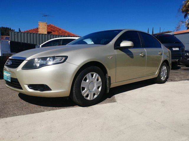 Used Ford Falcon FG XT (LPG) Blair Athol, 2008 Ford Falcon FG XT (LPG) Bronze 4 Speed Auto Seq Sportshift Sedan