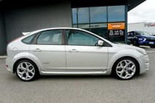 2008 Ford Focus LV XR5 Turbo Silver 6 Speed Manual Hatchback