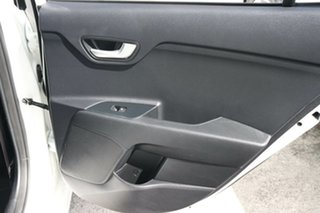 2019 Kia Rio YB MY20 S Clear White 4 Speed Sports Automatic Hatchback