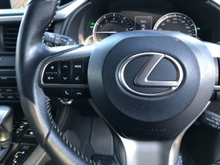 2016 Lexus RX350 GGL25R MY17 Luxury Black 8 Speed Automatic Wagon