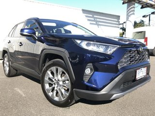 2020 Toyota RAV4 Mxaa52R Cruiser 2WD Saturn Blue 10 Speed Constant Variable Wagon.