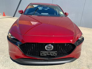 2021 Mazda 3 BP2H7A G20 SKYACTIV-Drive Evolve Soul Red Crystal 6 Speed Sports Automatic Hatchback
