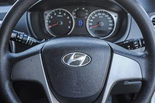 2013 Hyundai i20 PB MY13 Active Silver 4 Speed Automatic Hatchback