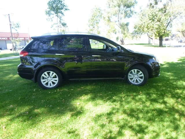 Used Subaru Tribeca B9 Beverley, 2013 Subaru Tribeca B9 R Premium Pack Black Sports Automatic Wagon