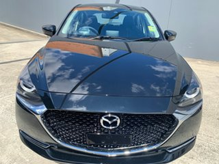 2021 Mazda 2 DJ2HAA G15 SKYACTIV-Drive Evolve Jet Black 6 Speed Sports Automatic Hatchback