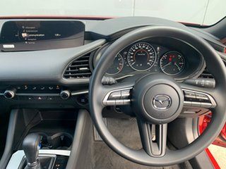 2021 Mazda 3 BP2H7A G20 SKYACTIV-Drive Pure Soul Red Crystal 6 Speed Sports Automatic Hatchback