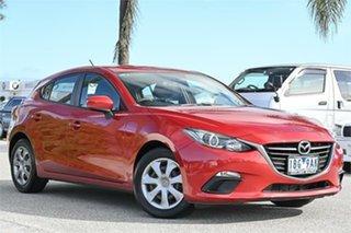 2014 Mazda 3 BM5478 Neo Red Sports Automatic Hatchback.