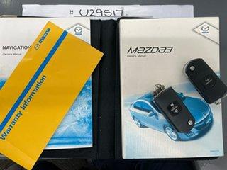 2009 Mazda 3 BL10L1 SP25 Blue 6 Speed Manual Hatchback.