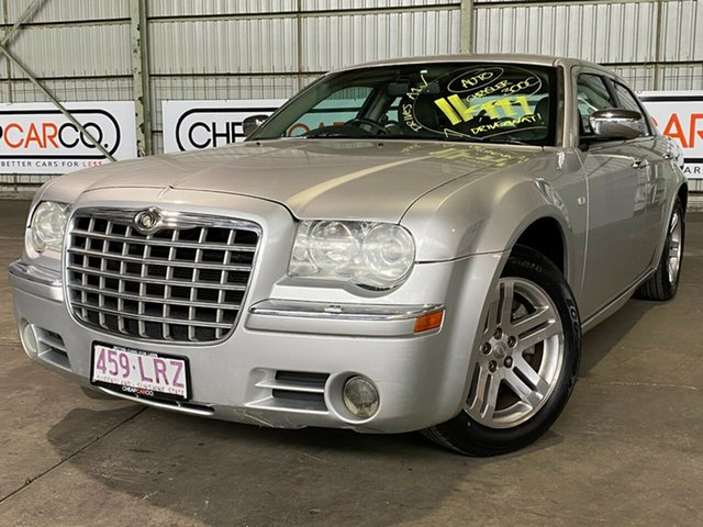 Used Chrysler 300C MY2006 Rocklea, 2005 Chrysler 300C MY2006 Silver 5 Speed Sports Automatic Sedan