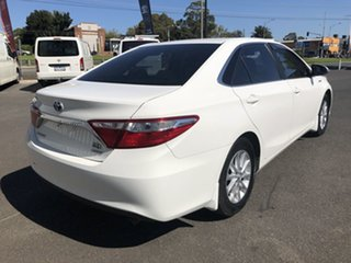2017 Toyota Camry AVV50R Altise Diamond White 1 Speed Constant Variable Sedan Hybrid