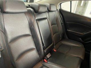 2014 Mazda 3 BM Touring Silver 6 Speed Automatic Sedan