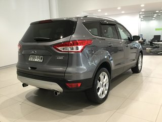 2013 Ford Kuga TF Trend PwrShift AWD Sterling Grey 6 Speed Sports Automatic Dual Clutch Wagon.