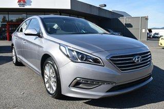 2016 Hyundai Sonata LF2 MY16 Active Billet Silver 6 Speed Sports Automatic Sedan.