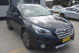 2015 Subaru Outback B6A MY15 2.5i CVT AWD Premium Blue 6 Speed Constant Variable Wagon