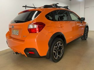 2013 Subaru XV MY13 2.0I Orange 6 Speed Manual Wagon.