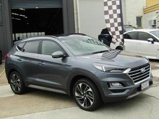 2020 Hyundai Tucson TL3 MY21 Highlander D-CT AWD Grey 7 Speed Sports Automatic Dual Clutch Wagon.