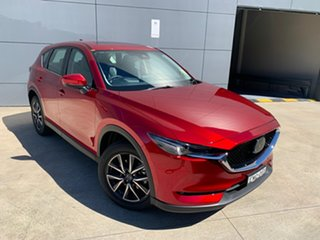 2020 Mazda CX-5 KF4WLA GT SKYACTIV-Drive i-ACTIV AWD Soul Red Crystal 6 Speed Sports Automatic Wagon.