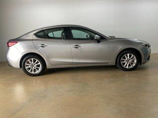 2014 Mazda 3 BM Touring Silver 6 Speed Automatic Sedan.