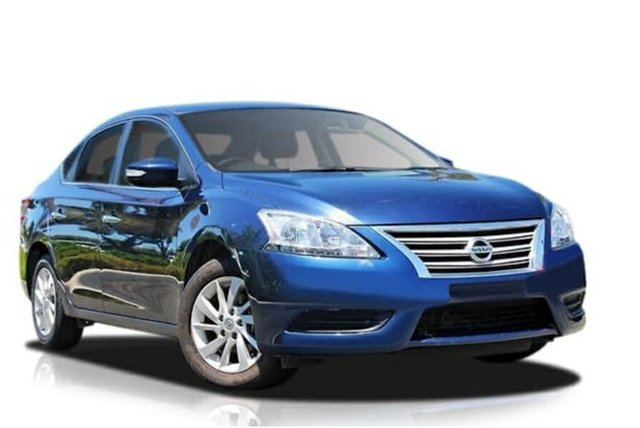 Used Nissan Pulsar B17 ST Bayswater, 2013 Nissan Pulsar B17 ST Blue 6 Speed Manual Sedan