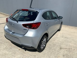 2021 Mazda 2 DJ2HAA G15 SKYACTIV-Drive Pure Sonic Silver 6 Speed Sports Automatic Hatchback