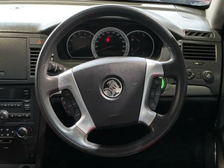 2009 Holden Epica EP MY10 CDX Red 6 Speed Sports Automatic Sedan