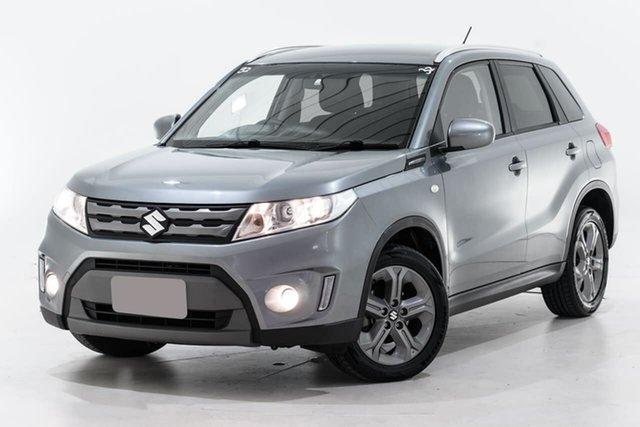 Used Suzuki Vitara LY RT-S 2WD Berwick, 2016 Suzuki Vitara LY RT-S 2WD Grey 6 Speed Sports Automatic Wagon