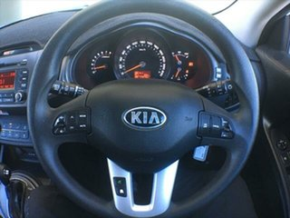 2013 Kia Sportage SL Series II MY13 SI White 6 Speed Sports Automatic Wagon