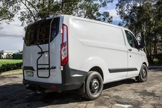2019 Ford Transit Custom VN 2018.75MY 300S (Low Roof) Frozen White 6 Speed Automatic Van