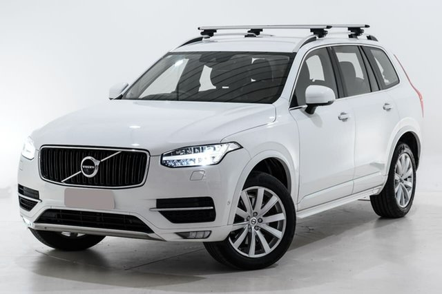 Used Volvo XC90 L Series MY18 D5 Geartronic AWD Momentum Berwick, 2018 Volvo XC90 L Series MY18 D5 Geartronic AWD Momentum White 8 Speed Sports Automatic Wagon